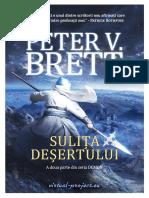 Peter v Brett Demon 2 Sulita Desertului v 1 0