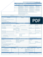 Metrobank Home Loan Application Form
