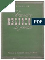 Formación Religiosa de Jóvenes - Tihamér Tóth