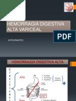 HDA VARICEAL - SEMINARIO