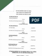 PACL Lodha Committee Report VOLUME-III