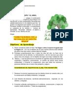 Objetivos Ambientalistas Junio