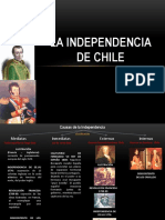 INDEPENDENCIA DE CHILE.ppt