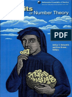 Arthur T. Benjamin and Ezra Brown Biscuits of Number Theory