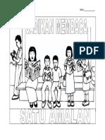 Poster Mewarna