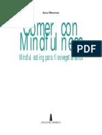Comer Con Mindfulness Web
