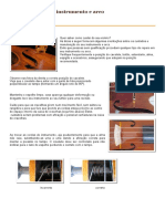 Cuidados Com Seu Instrumento e Arco - Studio Liutai