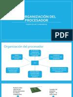 2.1 Organización Del Procesador Equipo
