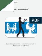 Guia Pratico Abrir Restaurante