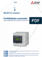 Fx3g Plc Compacto Spanish Controller