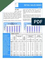 April 2017 Retail Sales Publication