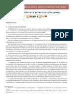 Selecciones Ferenczianas Obras Completas Tomo I Transferencia e Introyeccion 1909c (1) (1)