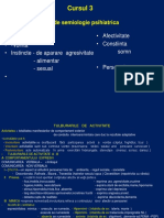 Cursul 3. Breviar de Semiologie Psihiatrica a, V,Af,C,P Pptx