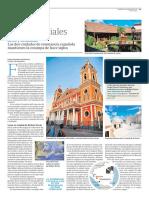 León y Granada,  joyas coloniales de Nicaragua (ABC 16 de junio de 2017)