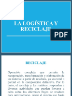 Logística y el reciclaje