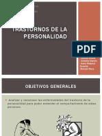 Trastornos de La Personalidad (1)