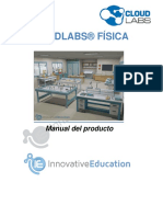 Manual de Producto CloudLabs Física
