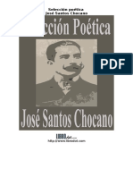 SELECCION POETICA CHOCANO
