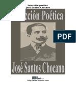 SELECCION POETICA CHOCANO