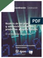 Tomo_ii_coordinacion_analisis de Procesos y Administracion de Los Arquitectonicos