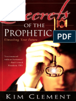 Kim Clement Secrets of the Prophetic