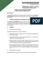 Dictamen Proyecto Ley  Hipoteca Inversa
