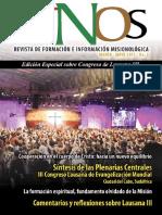 Etnos - Revista de Formación e Información Misionológica n5