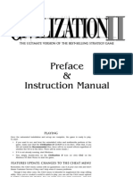 Civ II Manual