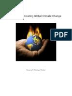 Essay on Communicating Climate Change