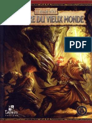 Warhammer-Comtes vampires-Goules-Torse 1
