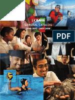 UC Davis Catalogue 20162018
