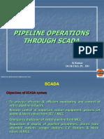 Pipeline Scada