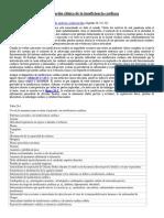 Evaluación clínica de la insuficiencia cardíaca