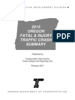 2015 Crash Summary Book (Issued February 2017)