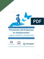 Relatoría - Foro Prevención Embarazo Adolescente