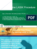 The Routine LASIK Procedure