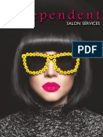 May/June 2016 - Independent Salon Services Catalog