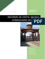 Visita Museo Ferrocarril