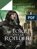La Torre Della Rondine - Andrzej Sapkowski