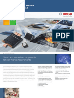 Sensores Bosch