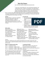 executive summary - meet my future
