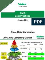 CMD Best Practices - 2016