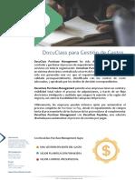 DocuClass Purchase Management - Gestión de Gastos
