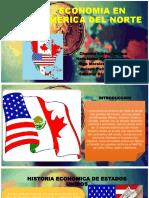 Economia en America Del Norte
