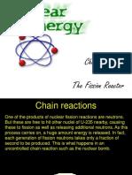 Chain Reactions fully explain