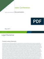 Nuvectra Investor Presentation May 2017