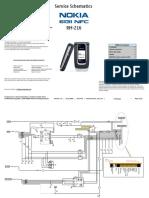 Nokia 6131nfc [Rm-216] Schematics Sch