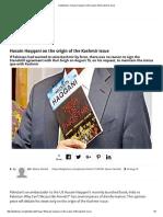 Dailytimes _ Husain Haqqani on the origin of the Kashmir issue.pdf