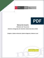 Manual del Modulo Tesorería del SIGA