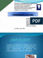 presentacionmicroclaselectura1-130209105523-phpapp01